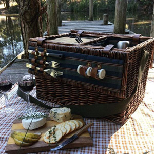 lyrebird ridge picnic basket